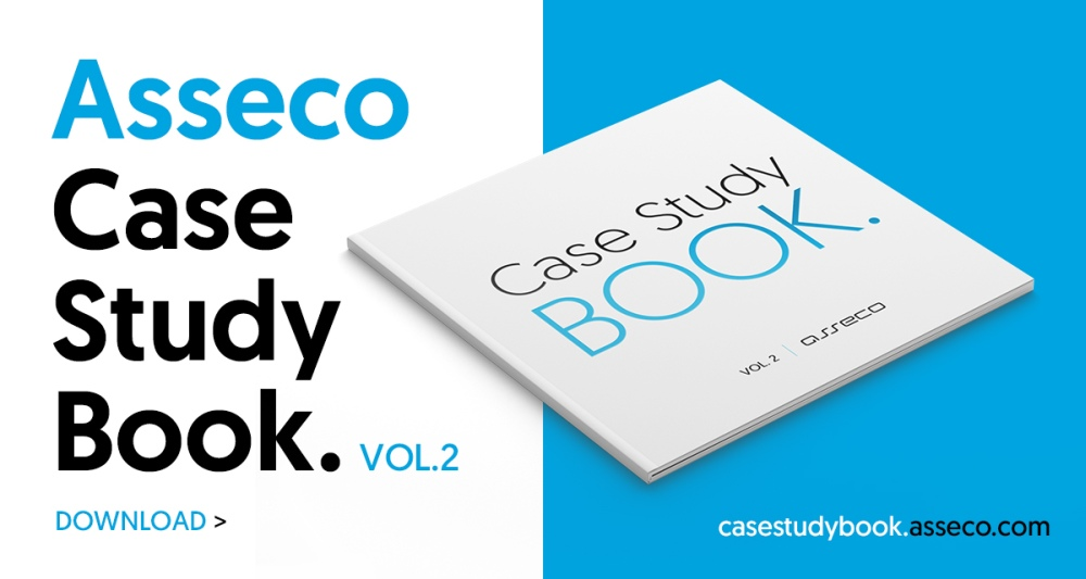 Asseco Case Study Book - innovative Asseco Group projects